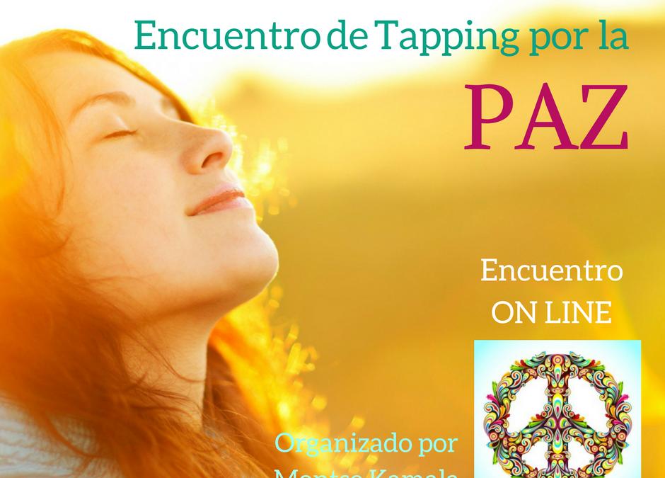 [Video] Tapping por la Paz – Encuentro On Line