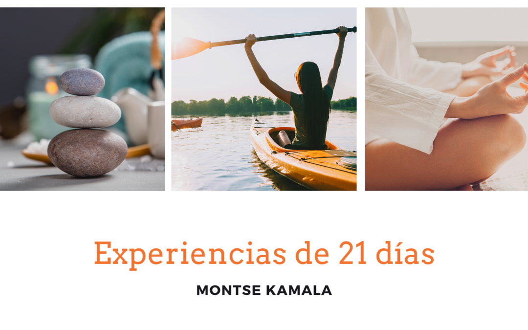Experiencias de 21 días